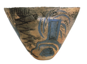Vessel for Yemaya and Eleggba, ©1988-89